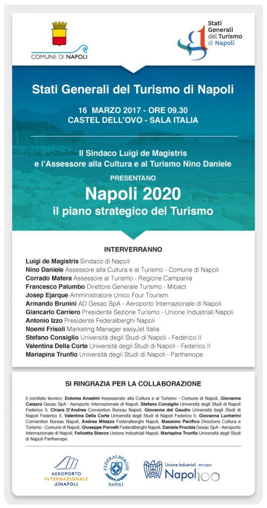 Invito Stati Generali del Turismo