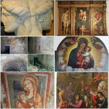 Santa Maria dei martiri di San Luca