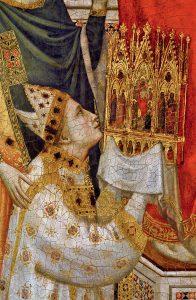 Jacopo Caetani degli Stefaneschi, committente delle opere vaticane eseguite da Giotto