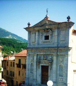 La Seicentesca chiesa di Sant'Anna di Lagonegro (Potenza)