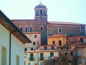 Lagonegro, Chiesa di San Nicola al Castello, sec. XII