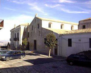 Convento di San Francesco a Miglionico, chiesa ed esterno