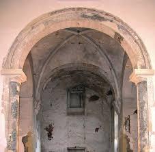 Convento di San Francesco a Miglionico, particolare dell'interno