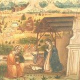 Donato Bizanamo, Natività, 1542, Bari, pinacoteca provinciale Corrado Giaquinto