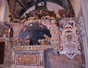 Altobello Persio, Presepe in pietra policroma, 1534, Matera, Cattedrale