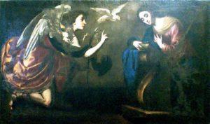Tav. 11 - Giuseppe Marullo -Annunciazione -Napoli Chiesa di San Paolo Maggiore