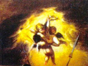 Tav. 20 - Gruppo di angioletti
