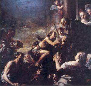 Mattia Preti, Il ritorno del Figliol prodigo, 1650-1659, Reggio Calabria, pinacoteca civica