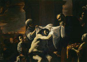 Mattia Preti, Il ritorno del figliol prodigo, 1658, Napoli, Palazzo Reale