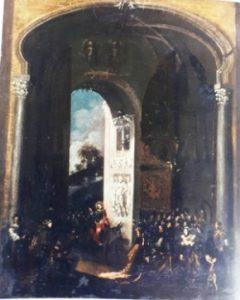 fig. 11 - Francois de Nome - Cristo entra in Gerusalemme - 51 - 41