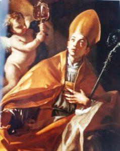 fig. 7 - Francesco Solimena - San Gennaro - 121 - 102